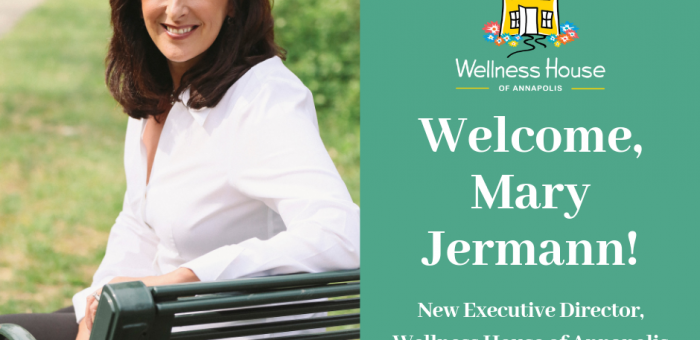 Wellness House of Annapolis Announces New Executive Director